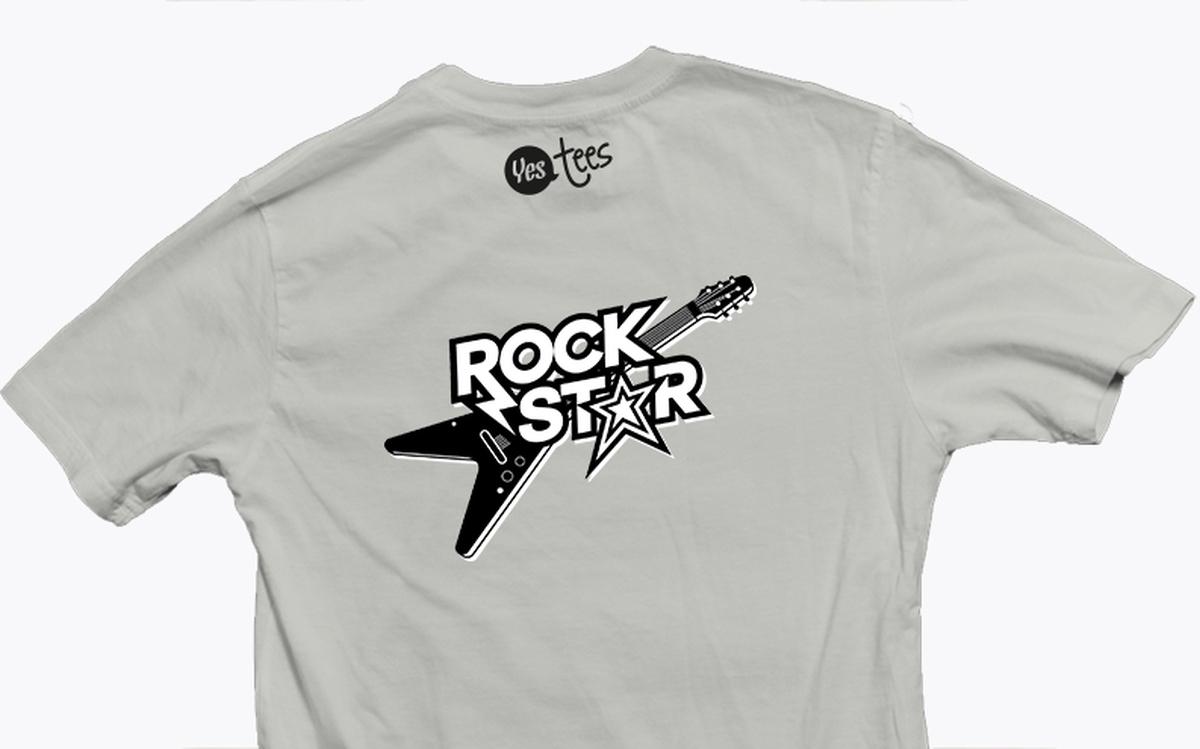 AnimalsYestees Star Head T A Party Shirt Banging I'm Clothing Rock oxBedC