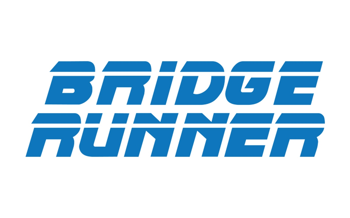 Custom Bridge Runner Graphic