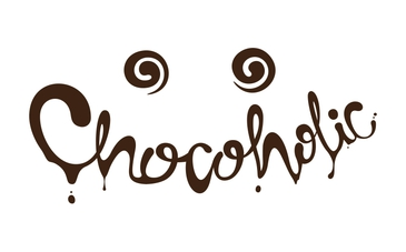 Custom Chocoholic Graphic